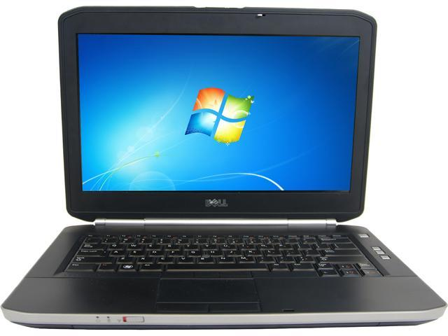 DELL Laptop Latitude E5420 Intel Core i5 2nd Gen 2410M (2.30 GHz) 6 GB Memory 128 GB SSD Intel HD Graphics 3000 14.0