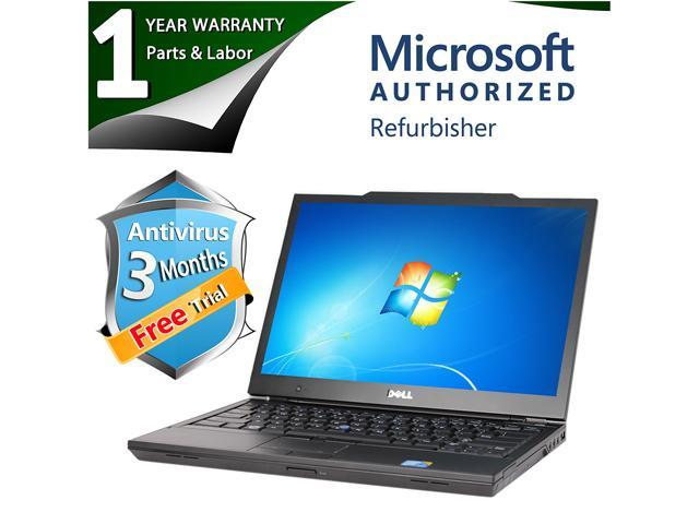 DELL Laptop E4300 Intel Core 2 Duo SP9300 (2.26 GHz) 3 GB Memory 160 GB HDD 13.3