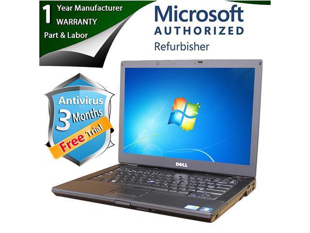 DELL Laptop E6410 Intel Core i5 520M (2.40 GHz) 4 GB Memory 500 GB HDD Intel HD Graphics 14.1