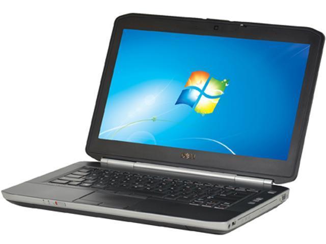 DELL Laptop Latitude E5420 Intel Core i5 2520M (2.50 GHz) 4 GB Memory 320 GB HDD Intel HD Graphics 3000 14.0