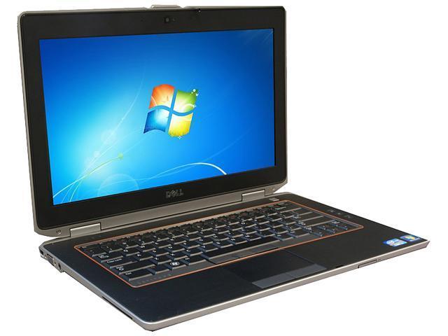 DELL Laptop Latitude E6420 Intel Core i5 2520M (2.50 GHz) 4 GB Memory 250 GB HDD Intel HD Graphics 3000 14.0