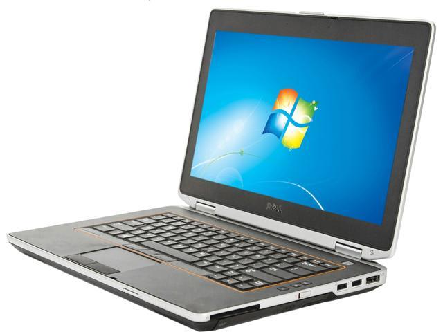 DELL B Grade Laptop Latitude E6420 Intel Core i3 2310M (2.10 GHz) 4 GB Memory 250 GB HDD 14.0