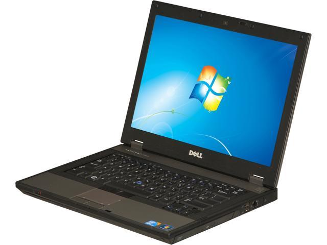 DELL Notebook, Grade B Latitude e5410-grade B Intel Core i5 2.40 GHz 2 GB Memory 160 GB HDD 14.1