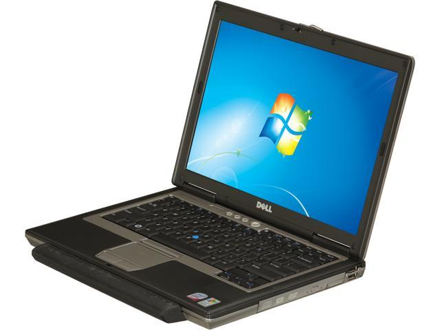 DELL Laptop Latitude D630 Intel Core 2 Duo 2.20 GHz 2 GB Memory 80 GB HDD VGA: Yes 14.1