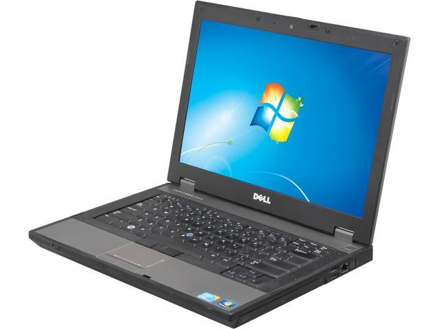 "DELL Latitude E5410 14.1"" Windows 7 Professional 64-bit Laptop"