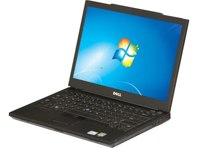 DELL Laptop Latitude e4300-2.4 Intel Core 2 Duo 2.40 GHz 4 GB Memory 160 GB HDD 13.3