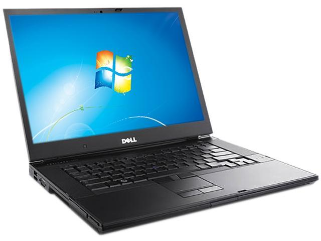 DELL Notebook, 1 Year Warranty Latitude E6400 Intel Core 2 Duo 2.40 GHz 4 GB Memory 160 GB HDD Intel GMA 4500MHD 14.1
