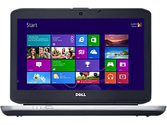 "DELL Latitude E5430 (469-4165) Intel Core i3-3120M 2.5GHz 14.0"" Windows 8 Pro Notebook"