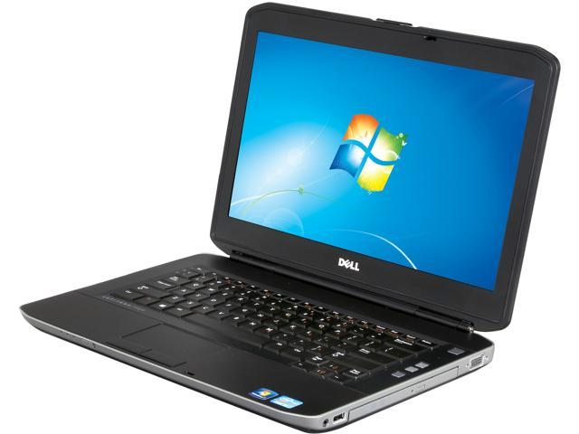 DELL Laptop Latitude E5430 (469-4311) Intel Core i3 3rd Gen 3120M (2.50 GHz) 4 GB Memory 320 GB HDD Intel HD Graphics 4000 14.0