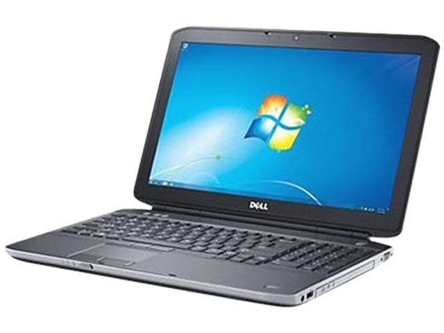 "DELL Laptop Latitude E5530 (469-4276) Intel Core i5 3230M (2.60 GHz) 4 GB Memory 320 GB HDD Intel HD Graphics 4000 15.6"" ..."