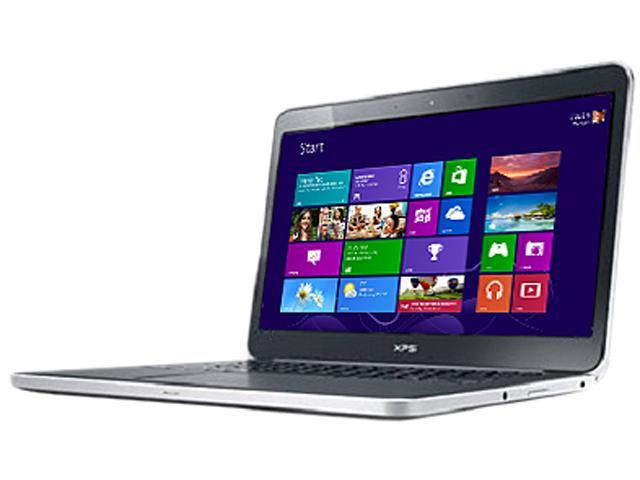 DELL XPS 14 (469-4314) Ultrabook Intel Core i5 3rd Gen 3317U (1.70 GHz) 500 GB HDD NVIDIA GeForce GT 630M 1GB GDDR5 14