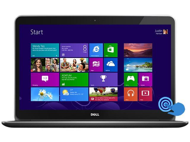 "DELL XPS XPS15-4737sLV Intel Core i5 8 GB Memory 500 GB HDD 32 GB SSD 15.6"" Touchscreen Notebook"
