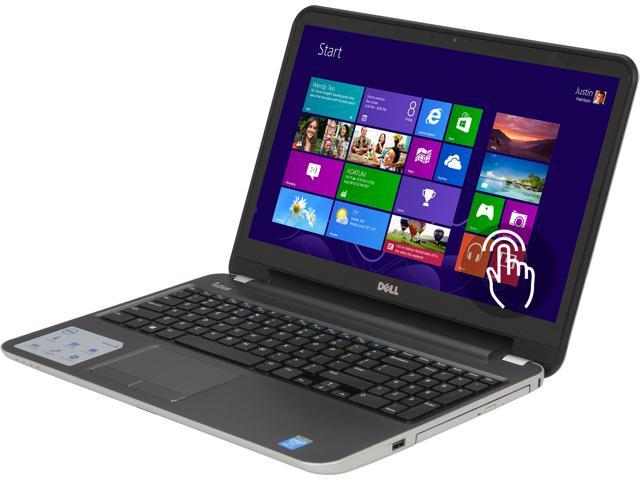 "DELL Inspiron 15R (5537) 15.6"" Windows 8 Laptop"