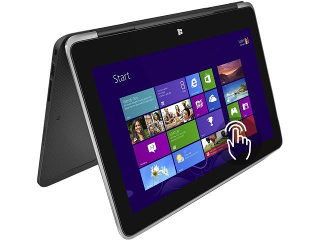 "DELL XPS 11 (XPS11-9231CFB) Intel Core i5 4 GB Memory 256 GB SSD 11.6"" Touchscreen Ultrabook Windows 8.1"