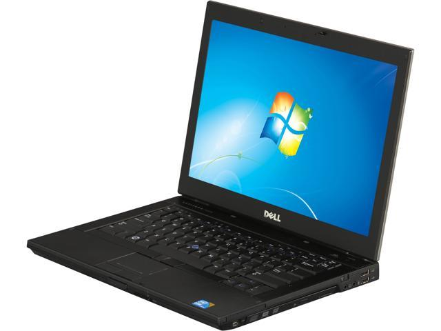 "DELL Laptop Latitude E6410 Intel Core i5 2.40 GHz 4 GB Memory 250 GB HDD 14.1"" Windows 7 Professional"
