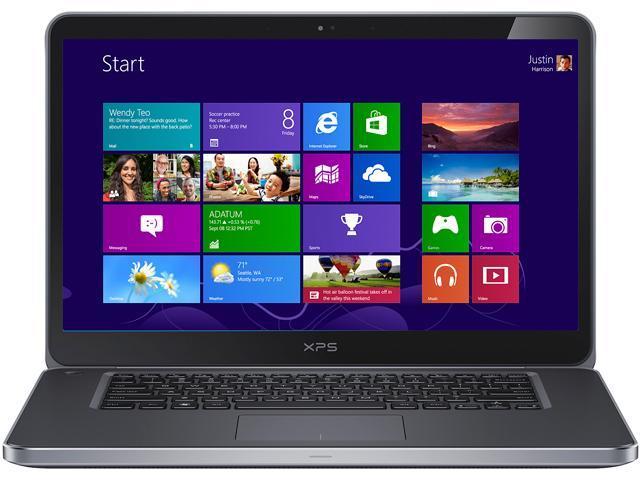 """DELL XPS 15-L521X 15.6"""" Windows 8  64-bit Laptop"""