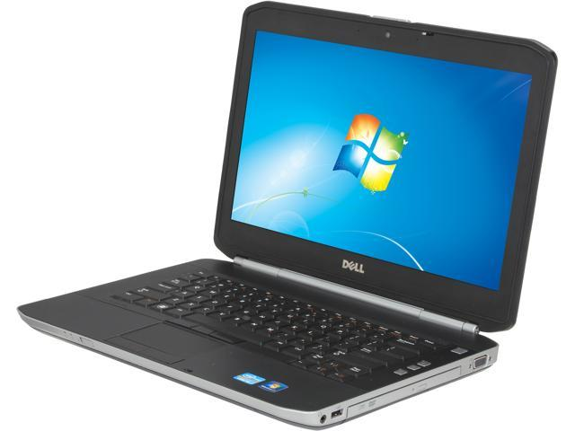 "Dell Latitude E5420 [Microsoft Authorized Recertified] 14"" Notebook with Intel Core i5 2.5Ghz, 4GB DDR3 RAM, 250GB HDD, DVDROM, HDMI Out, Windows 7 Professional 64 Bit"