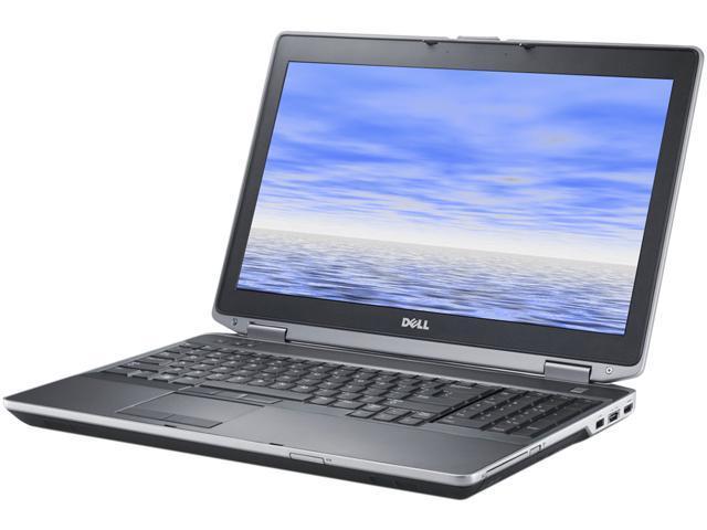 """DELL Latitude E6530 15.6"""" Windows 7 Professional Laptop"""