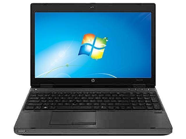 HP Laptop ProBook 6570B Intel Core i5 3210M (2.50 GHz) 8 GB Memory 320 GB HDD Intel HD Graphics 4000 15.6