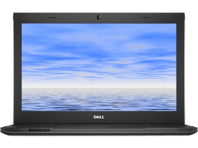 DELL Laptop Latitude 462-3764 Intel Celeron 1017U (1.60 GHz) 4 GB Memory 320 GB HDD Intel HD Graphics 13.3
