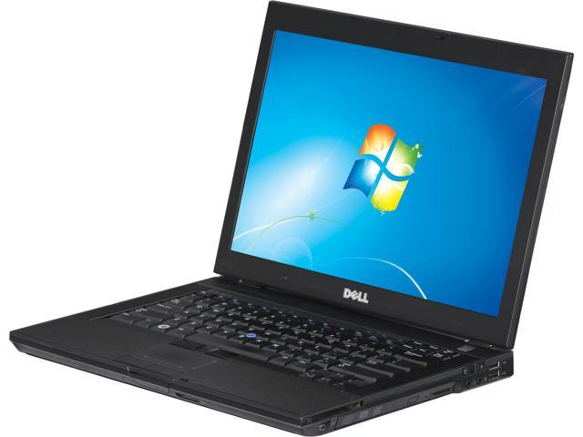 DELL Laptop E6400 Intel Core 2 Duo 2.8GHz 2 GB Memory 160 GB HDD