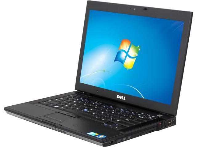 DELL Laptop Latitude E6400 Intel Core 2 Duo 2.53 GHz 2 GB Memory 160 GB HDD 14.1