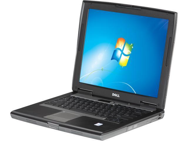"DELL Laptop Latitude D520 Intel Core 2 Duo 1.60 GHz 2 GB Memory 80 GB HDD 15.0"" Windows 7 Professional"