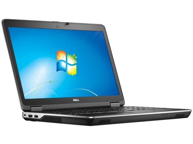 DELL Laptop Latitude E6540 Intel Core i5 4300M (2.60 GHz) 4 GB Memory 320 GB HDD Intel HD Graphics 4600 15.6