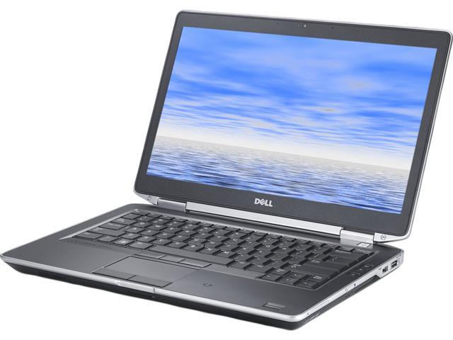 DELL Laptop Latitude E6430-I78750GQ Intel Core i7 3540M (3.00 GHz) 8 GB Memory 750 GB HDD Windows 7 Professional