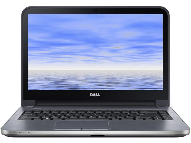 DELL Inspiron i14RMT-3725sLV Notebook Intel Core i3 3227U (1.90GHz) 4GB Memory 500GB HDD Intel HD Graphics 4000 14.0