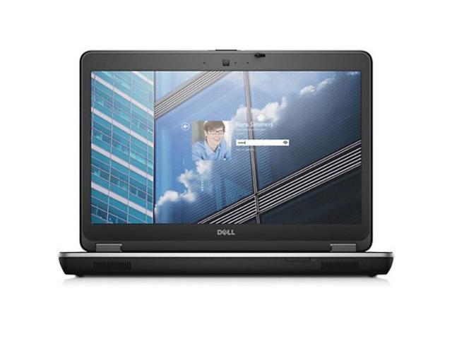 DELL Laptop Latitude E6440 Intel Core i5 4300M (2.60 GHz) 4 GB Memory 128 GB SSD Intel HD Graphics 4600 14.0