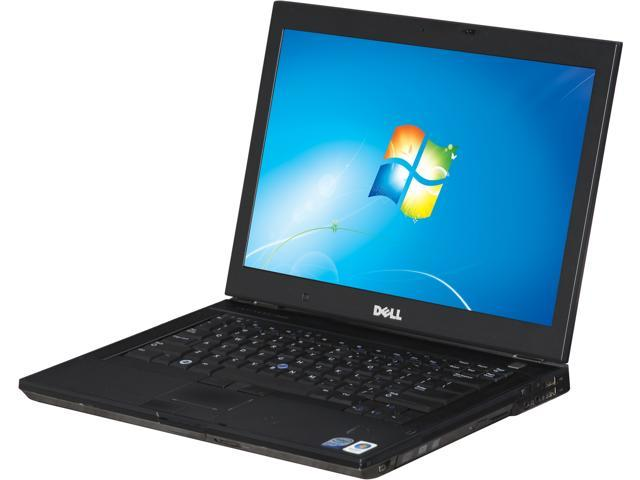 "DELL Laptop Latitude E6400 Intel Core 2 Duo 2.26 GHz 2 GB Memory 160 GB HDD 14.1"" Windows 7 Home Premium"