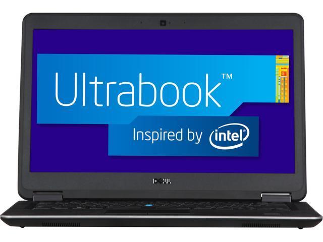 DELL Latitude E7440 Ultrabook - Intel Core i7 8GB RAM 256GB SSD 14