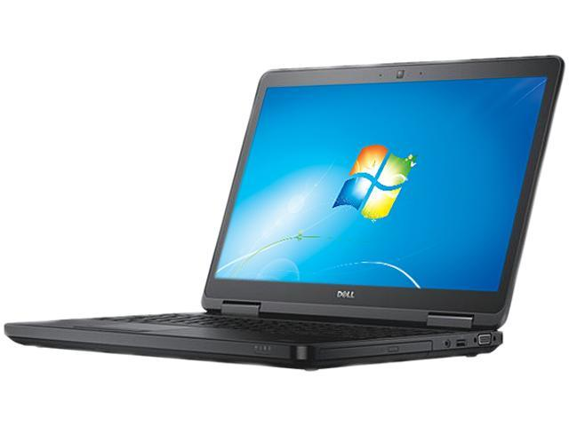 DELL Laptop Latitude E5540 (998-BEOG) Intel Core i5 4310U (2.00 GHz) 4 GB Memory 500 GB HDD NVIDIA GeForce GT 720M 15.6