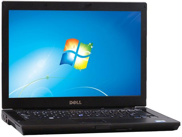 """DELL Laptop E6410 Intel Core i5 2.67 GHz 4 GB Memory 128 GB SSD 14.1"""" Windows 7 Professional 64-Bit"""