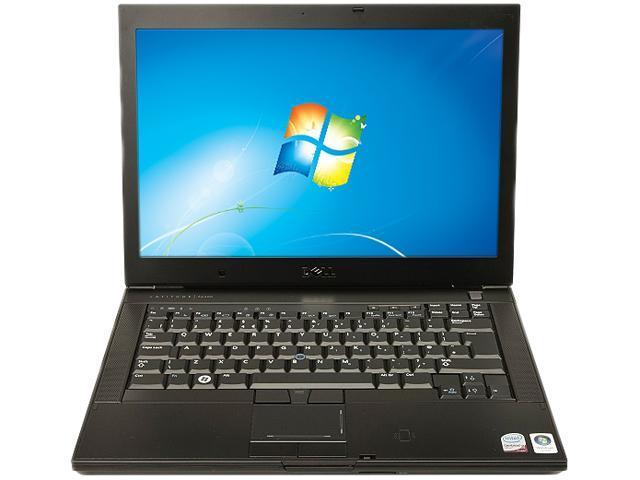 DELL Laptop E6400-W7H Intel Core 2 Duo 2.20 GHz 2 GB Memory 160 GB HDD 14.0