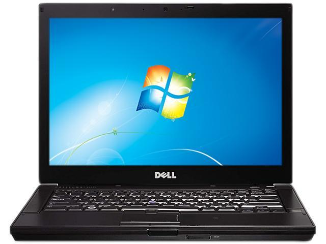 DELL Laptop E6410-4GB-500GB-W7P Intel Core i5 2.40 GHz 4 GB Memory 500 GB HDD 14.0