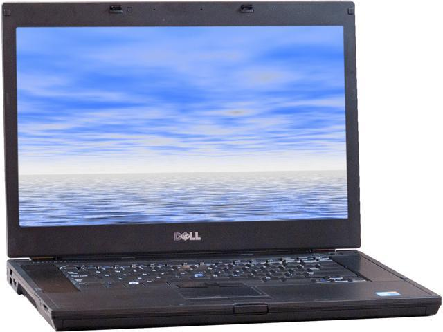 DELL Laptop E6510 Intel Core i5 2.40 GHz 4 GB Memory 750 GB HDD 15.6
