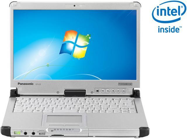 Panasonic Toughbook CF-C2AHEZXLM Tablet PC Intel Core i5 3427U (1.80 GHz) 128GB SSD HDD Intel HD Graphics 4000 Windows 7 Professional