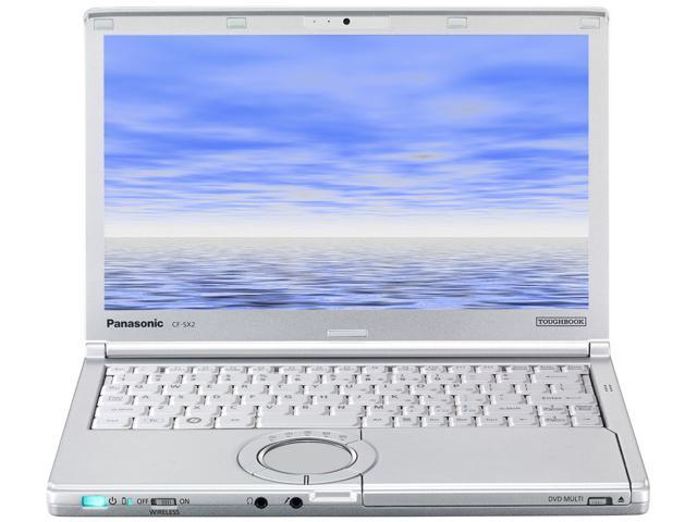 Panasonic Laptop Toughbook CFSX2JDBZDM Intel Core i5 3320M (2.60 GHz) 4 GB Memory 320 GB HDD 12.1