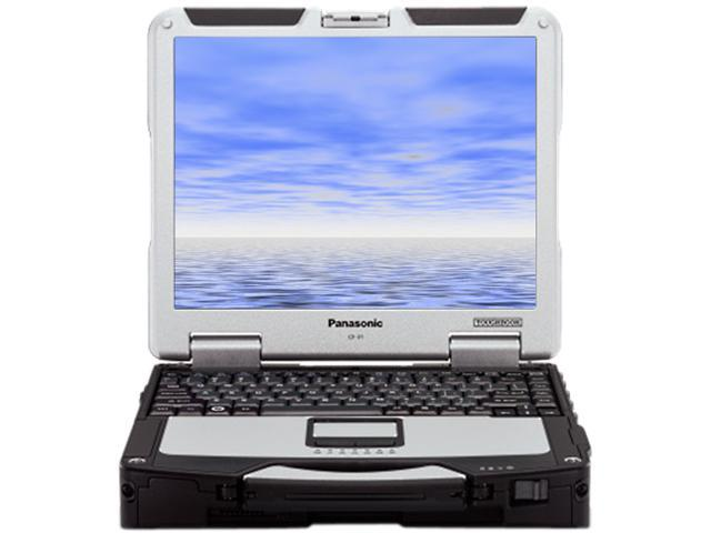 Panasonic Laptop Toughbook CF-31SFLAX1M Intel Core i5 3320M (2.60 GHz) 4 GB Memory 500 GB HDD Intel HD Graphics 4000 13.1