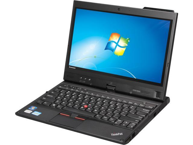 ThinkPad X Series Intel Core i5 3320M (2.60GHz)                     4GB Memory 500GB HDD 12.5