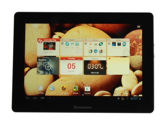 "Lenovo IdeaPad S2110 (2258A1U) 16GB eMMC 10.1"" Tablet PC"
