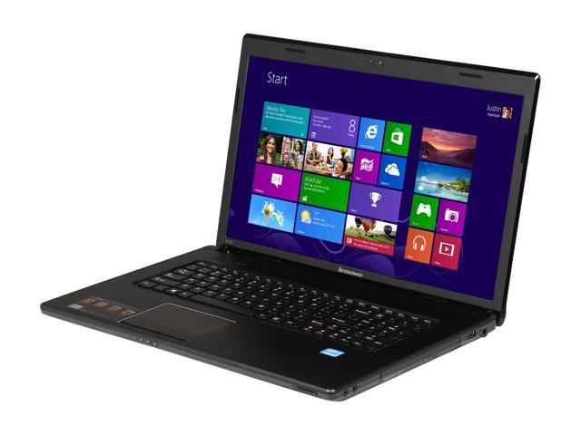 Lenovo Laptop IdeaPad G780 (59344004) Intel Core i3 3110M (2.40 GHz) 4 GB Memory 500 GB HDD Intel HD Graphics 4000 17.3