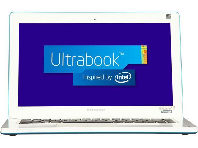 """Lenovo IdeaPad U310 (59351641) Intel Core i5 4 GB Memory 500 GB HDD 24 GB SSD 13.3"""" Ultrabook Windows 8"""