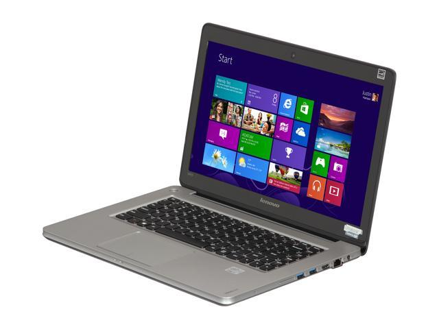 Lenovo IdeaPad U410 Intel Core i7 8GB 750GB HDD+24GB SSD 14