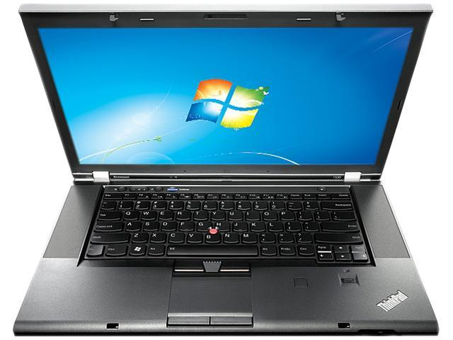 "ThinkPad T Series T530 (24295XU) Intel Core i7-3520M 2.9GHz 15.6"" Windows 7 Professional 64-Bit Notebook"