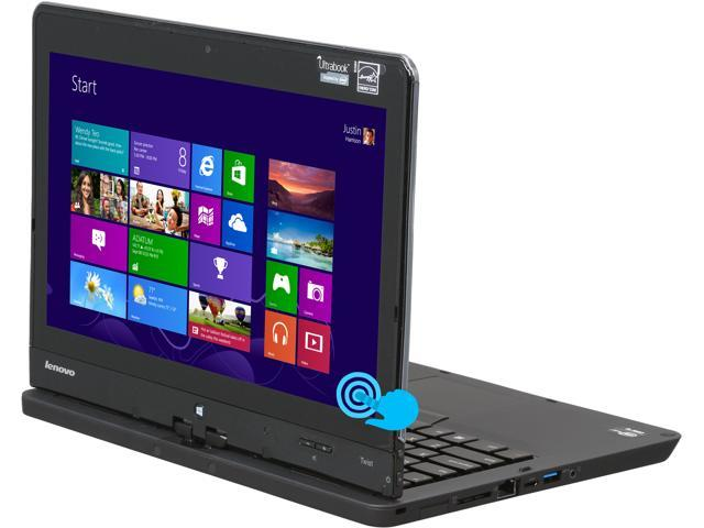 Lenovo ThinkPad Twist S230u Intel Core i5 4GB 500GB HDD+24GB SSD 12.5