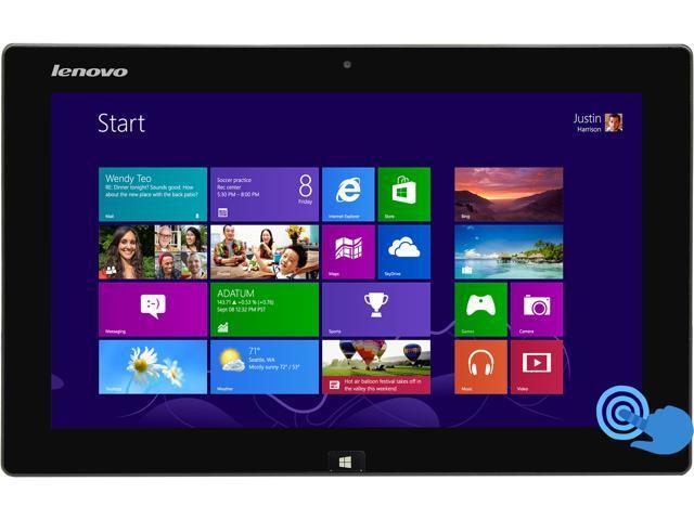 "Lenovo IdeaPad Ideatab Lynx (59343251) 64GB SSD 11.6"" Tablet"