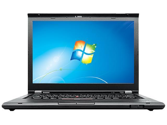 """ThinkPad T Series T430s (2356H8U) Intel Core i5-3320M 2.6 GHz 14.0"""" Windows 7 Professional 64-bit Notebook"""
